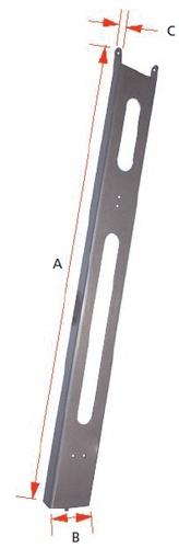 HYDRO-MATIC LOWER ROLLING PILLAR