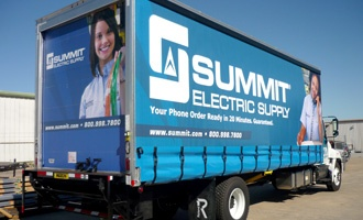 curtain side body and curtainside bodies - RolaGo curtain side trailers by Roland Curtains Inc