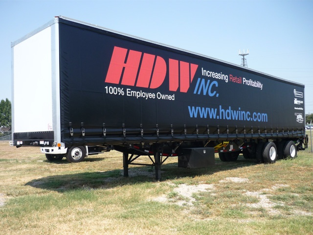 HDW Curtainside Trailer